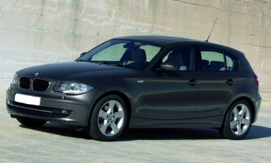 BMW 1 Rent a Car 29 Indjija