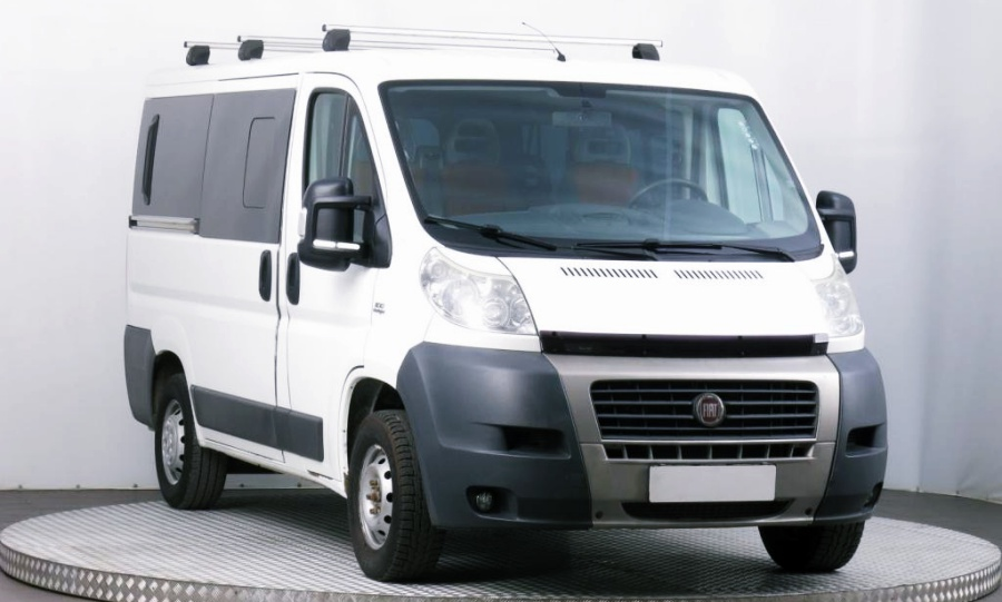 Fiat Ducato 2011 rent a car indjija